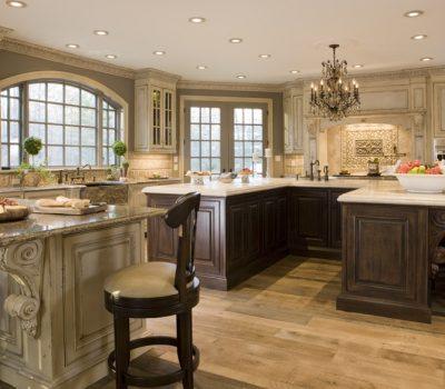 Custom Kitchen Cabinetry by Habersham